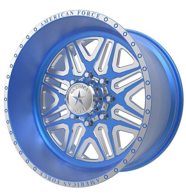 American Force FP Wheels ADDICT SF8 Custom Paint