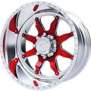 American Force FP Wheels STACKZ FP8 Custom Paint
