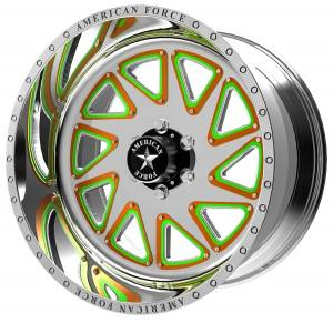 American Force FP Wheels HYPER FP6 Custom Paint
