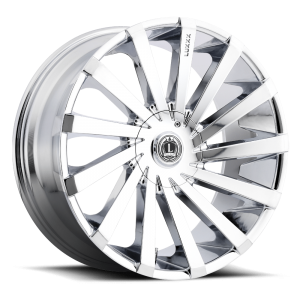 Luxxx Wheels Lux 13 20X8.5 Chrome