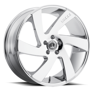 Luxxx Wheels Lux 10 22X9.5 Chrome