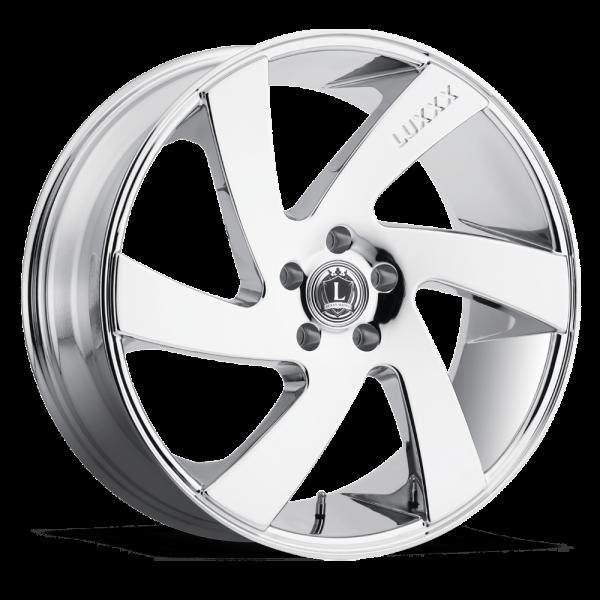 Luxxx Wheels Lux 10 20X8.5 Chrome