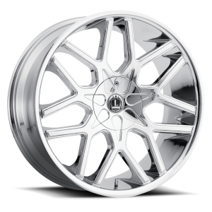 Luxxx Wheels Lux 7 20X8.5 Chrome