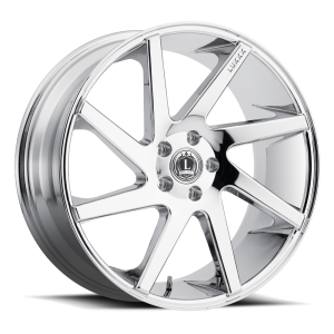 Luxxx Wheels Lux 8 22X8.5 Chrome