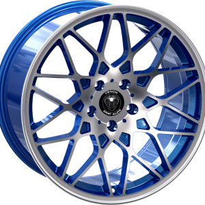 Venom 26 18X8 Neon Blue
