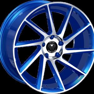 Venom 63 17X7.5 Neon Blue