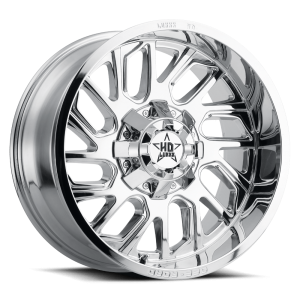 Luxxx Off-Road LHD18 22X12 Chrome
