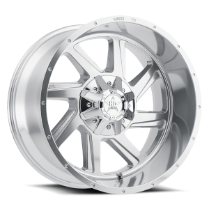 Luxxx Off-Road LHD14 22X12 Hand Polished
