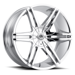 Luxxx Wheels Lux 16 20X8.5 Chrome