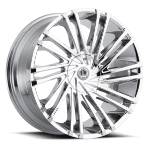 Luxxx Wheels Lux 17 20X8.5 Chrome