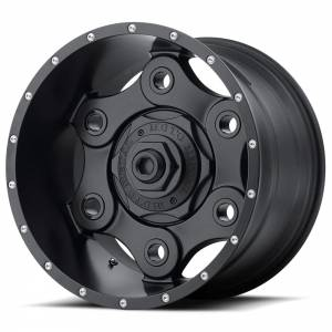 Moto Metal Link MO977 17X9 Blackout