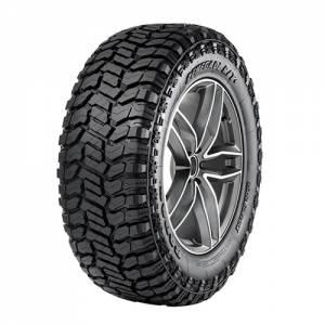 Radar Tires Renegade RT+ R/T LT35X12.5R22 LOAD F/12