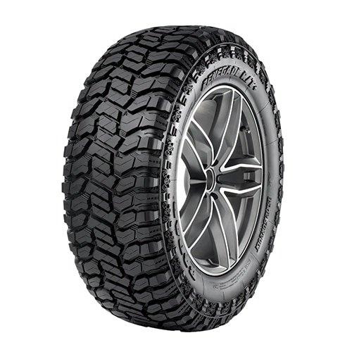 Radar Tires Renegade RT+ R/T LT33X12.5R22 LOAD F/12
