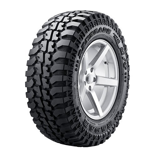 Radar Tires Renegade R5 M/T 31X10.5R15