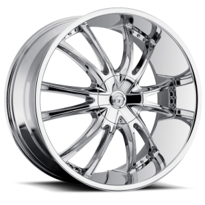 VCT Bossini 18X7.5 Chrome